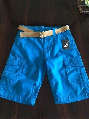Boys Shorts - Nautica Indie and Defy brands - 4 pairs size 10