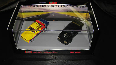 1/64 ACE Mad Max MFP & Interceptor Falcon XB Twin Set MOVIE CARS FREE LOCAL POST