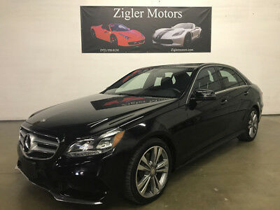 2015 Mercedes-Benz E-Class Base Sedan 4-Door 2015 Mercedes E350 Sport ,Nav Backup Camera Brake Assist