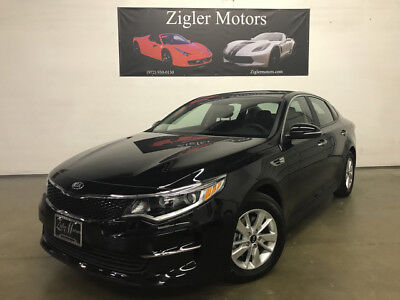 2016 Kia Optima  2016 Kia Optima LX Black 16kmi,like new Clean Carfax