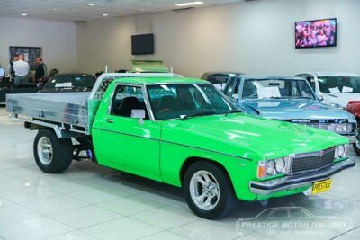 1978 Holden Kingswood HZ Green Automatic A Utility