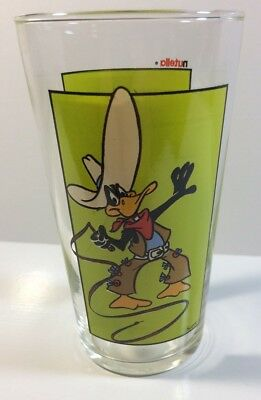 "~ Nutella - Looney Tunes -  Glass ""  Daffy Duck "" - In Mint Condition ~"