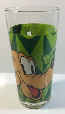 "~ Disney - Looney Tunes -  Glass "" Goofy ""- In Mint Condition ~"