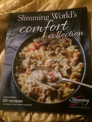 SlimmingWorld Comfort Collection Recipe Book