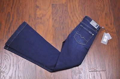 NWT 7 For All Mankind Jiselle Phenomenal Flare Jeans Girl's 14x29 [b84]