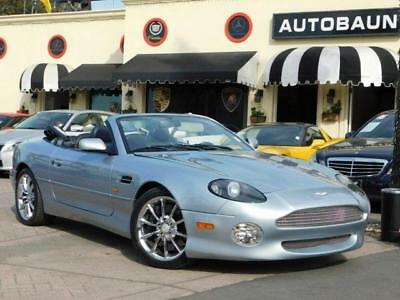2001 Aston Martin DB7 Volante Convertible used cars