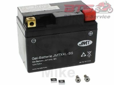 Motorrad Batterie YTX4L-BS Gel JMT-Adly/Herchee AirTec SSII motorcycle battery