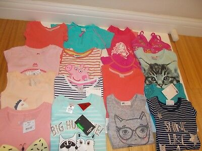 Bulk Lot x37 Girls Clothing Sizes 2 - 5 Pumpkin Patch, Country Road + Bonus