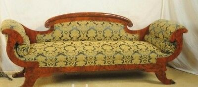 Antique American Empire Sofa