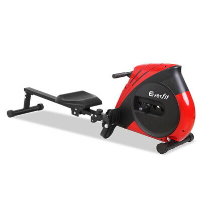 Rowing Machine Fitness Home Gym Exercise Machine with Elastic-rope System