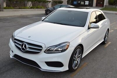 2016 Mercedes-Benz E-Class Sedan 2016 Mercedes E350! Package 1! Heated Seats! Back-Up Cam! Keyless! Like NEW!