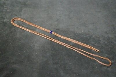 goro's Focus leather straps Leather Necklace Size:FREE