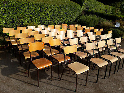 Retro Stacking Chairs restaurant/event's