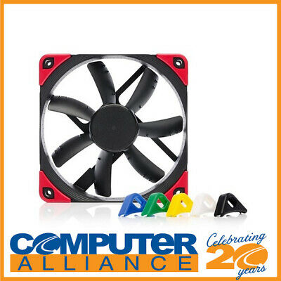 120mm Noctua NF-S12A PMW 1200rpm Chromax Black Swap Fan