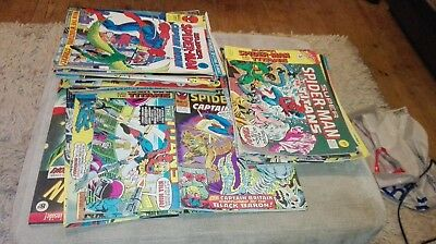 Huge Bundle Of Marvel Comics