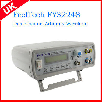 24MHz Dual Channel Arbitrary Waveform DDS Function Signal Generator FY3224S DDS
