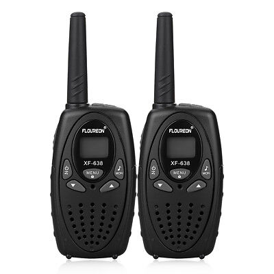 2pcs 8 kan le walkie talkie kinder geschenk 2 way funkger t 3 5km handfunkger t eur 7 99. Black Bedroom Furniture Sets. Home Design Ideas