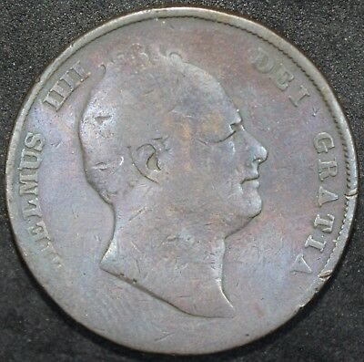 William IV Penny 'Incuse WW' | Coins | KM Coins