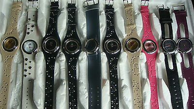 Trade Only Job Lot Of 10 New  X  Mixed Elle Watches 100% Gen.,,,. .,