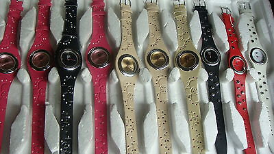 Trade Only Job Lot Of 10 New  X  Mixed Elle Watches 100% Gen.,,. .,