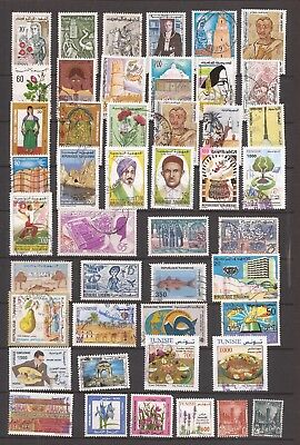 Tunesien ( Tunisia ) -  Lot Of Stamps