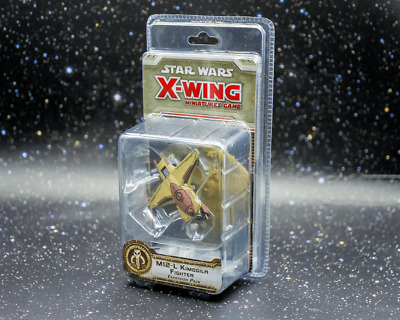 Star Wars X-Wing Miniatures Game M12-L Kimogila Fighter - New - Real Aus Stock!