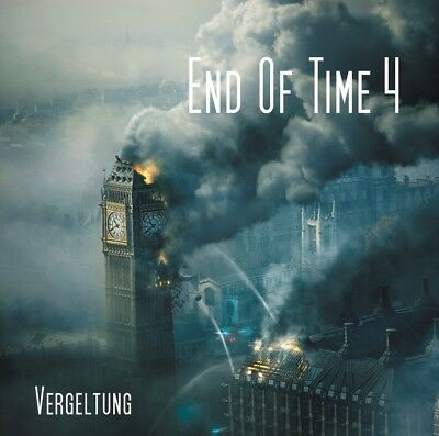 Oliver Döring - End of Time - Vergeltung, Audio-CD