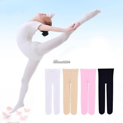 Children's Ballet Dance Tights Footed Seamless Girls and Ladies NEW BET9