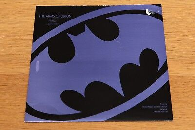 """Prince - The Arms Of Orion - 7"""" Vinyl Single - WEA Records W 2757"""