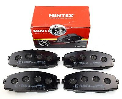MINTEX MDB3216 BRAKE PAD SET DISC BRAKE Front