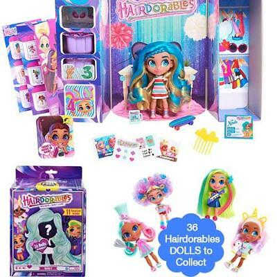 Hairdorables Collectible Surprise Dolls and Accessories Perfect for Kid Series 1