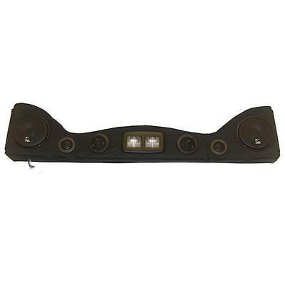 Vertically Driven Products Overhead Sound Bar with Dome Lights  792515