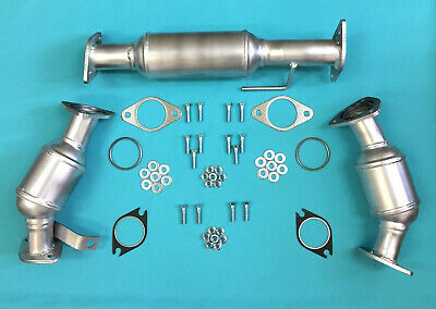 1.9L 1993-2002 Saturn SL2 Direct Fit Catalytic Converter with Gaskets Included