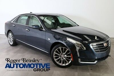 2017 Cadillac CTS  2017 CADILLAC CT6 2.0 TURBO LEATHER NAV SUNROOF REAR A/C ALLOYS 1 OWNER