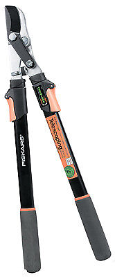 Fiskars Brands 91686935 Telescoping Bypass Lopper, 1-5/8-In. Cutting-Capacity -