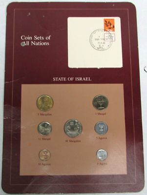 Coin Sets Of All Nations Israel