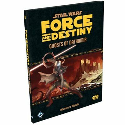 Ghosts of Dathomir: Star Wars Force and Destiny Expansion - English
