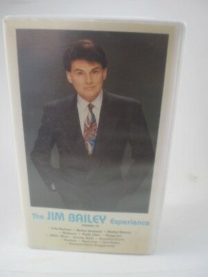 The JIM BAILEY Experience VHS
