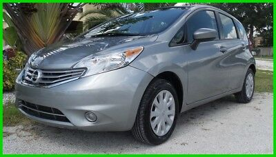 2015 Nissan Versa S Plus 2015 S Plus Used 1.6L I4 16V Automatic FWD
