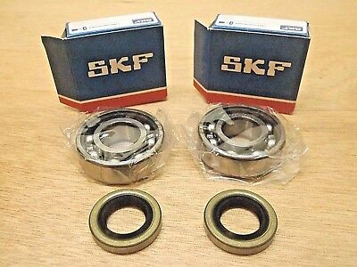 SKF crank crankshaft bearings and seals for Husqvarna 281 288 394 395 XP K1250