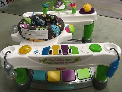 Fisher-Price 4-in-1 Step 'n Play Piano Activity Centre