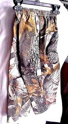 ONE IS $5.00 or TWO FOR $6.50 REALTREE  CAMO LIGHT WEIGHT twill  PULL UP pant