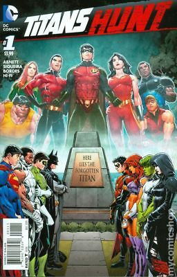 Titans Hunt #1 (2015) DC Comics