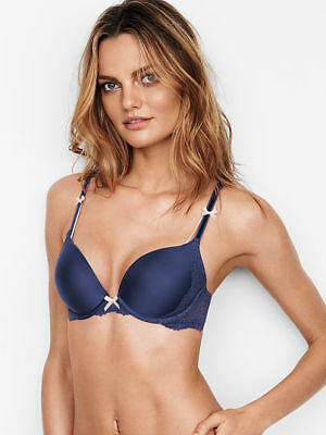 Victoria's Secret  DREAM ANGELS Lace Push-Up Bra