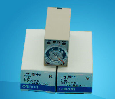 1PC NEW IN BOX OMRON Solid State Relay H3Y-2-0