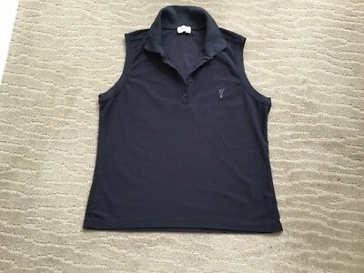 Barely used GOLFINO golf top-size UK 12