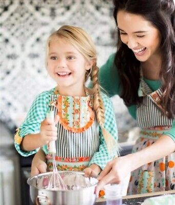 Matilda Jane BAKED FROM SCRATCH APRON Child Joanna Gaines Magnolia Market NWT