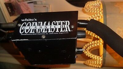 Whites Classic 3 Coinmaster Metal Detector