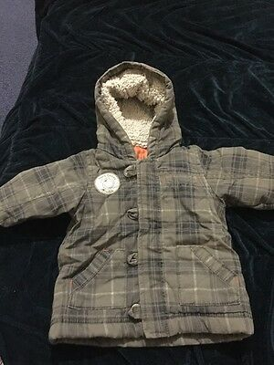 0 To 3 Months Baby Boy Jacket