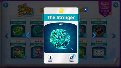 Slotomania cards The Stringer